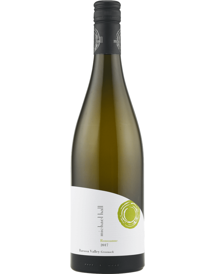 2018 Michael Hall Barossa Valley Roussanne