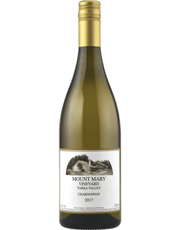 2017 Mount Mary Chardonnay