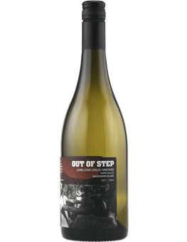 2017 Out of Step Lone Star Sauvignon Blanc
