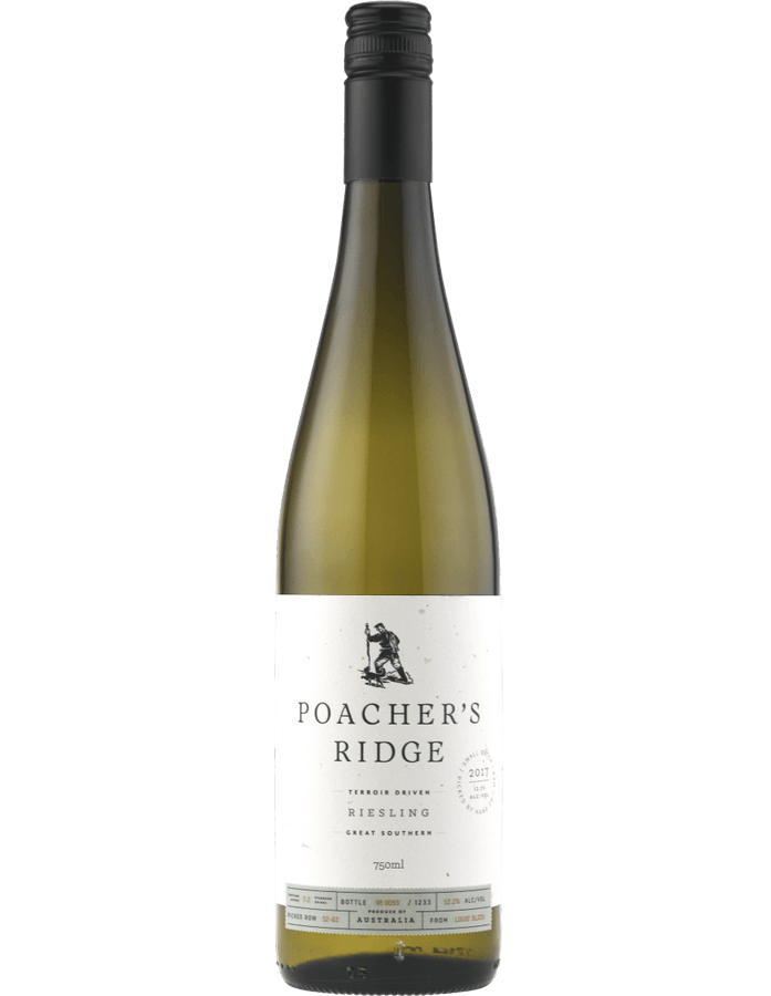 2017 Poacher's Ridge Riesling