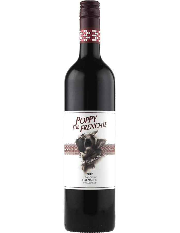 2017 Poppy the Frenchie Grenache