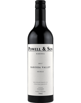 2017 Powell & Son Barossa Valley Shiraz