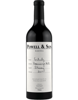 2017 Powell & Son Schulz Shiraz