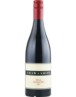 2017 Shaw + Smith Shiraz
