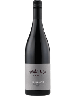 2017 Simao & Co. Shiraz