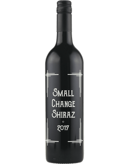 2017 Small Change Shiraz