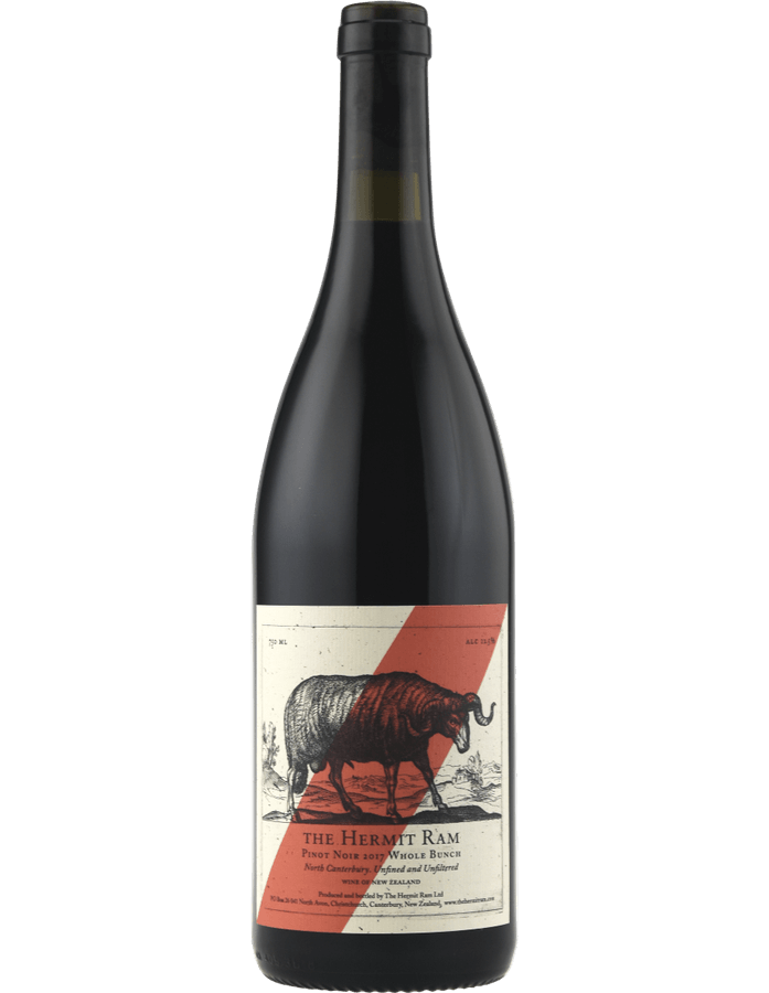 2017 The Hermit Ram Whole Bunch Pinot Noir