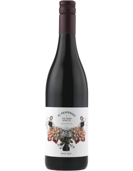 2018 The Pawn El Desperado Pinot Noir