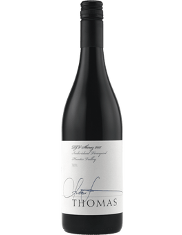2017 Thomas Wines D.J.V. Shiraz