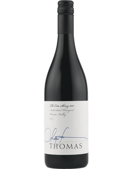 2017 Thomas Wines The Cote Shiraz