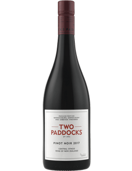 2017 Two Paddocks Estate Pinot Noir