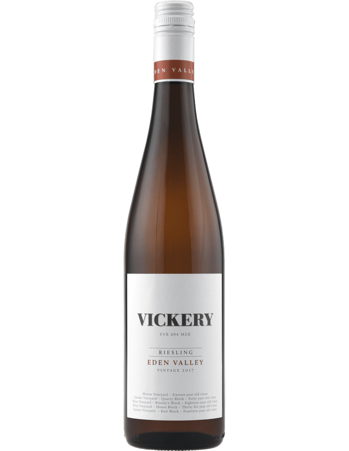 2017 Vickery Eden Valley Riesling