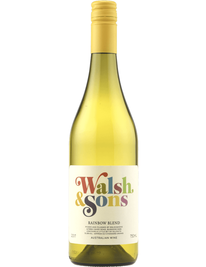 2017 Walsh & Sons Rainbow White