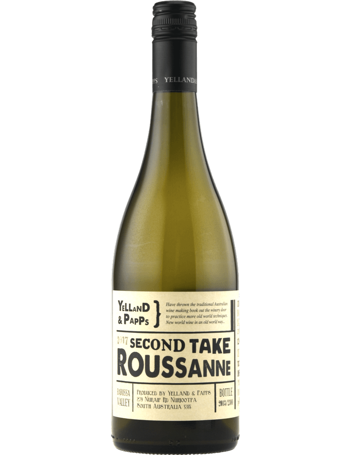 2017 Yelland & Papps Second Take Roussanne