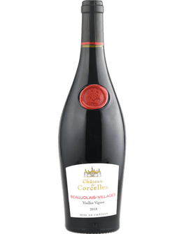 2018 Chateau De Corcelles Beaujolais Villages