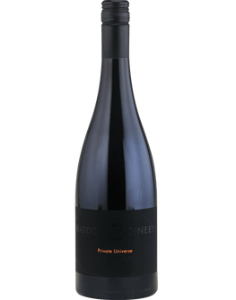 2018 Haddow & Dineen Private Universe Pinot Noir