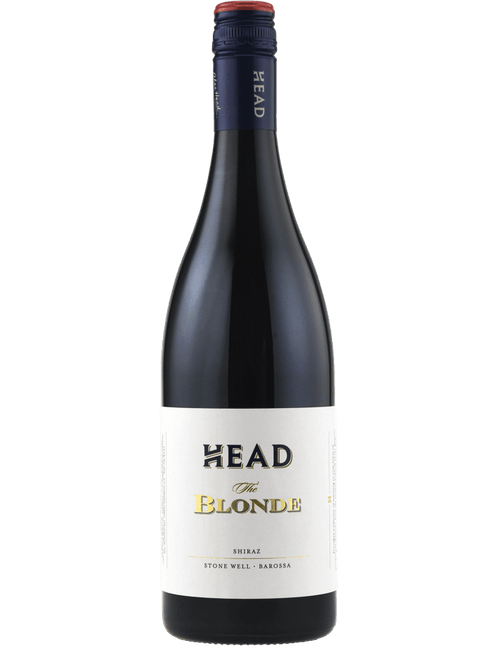 2018 Head The Blonde Shiraz