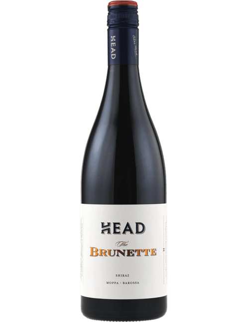 2018 Head The Brunette Shiraz