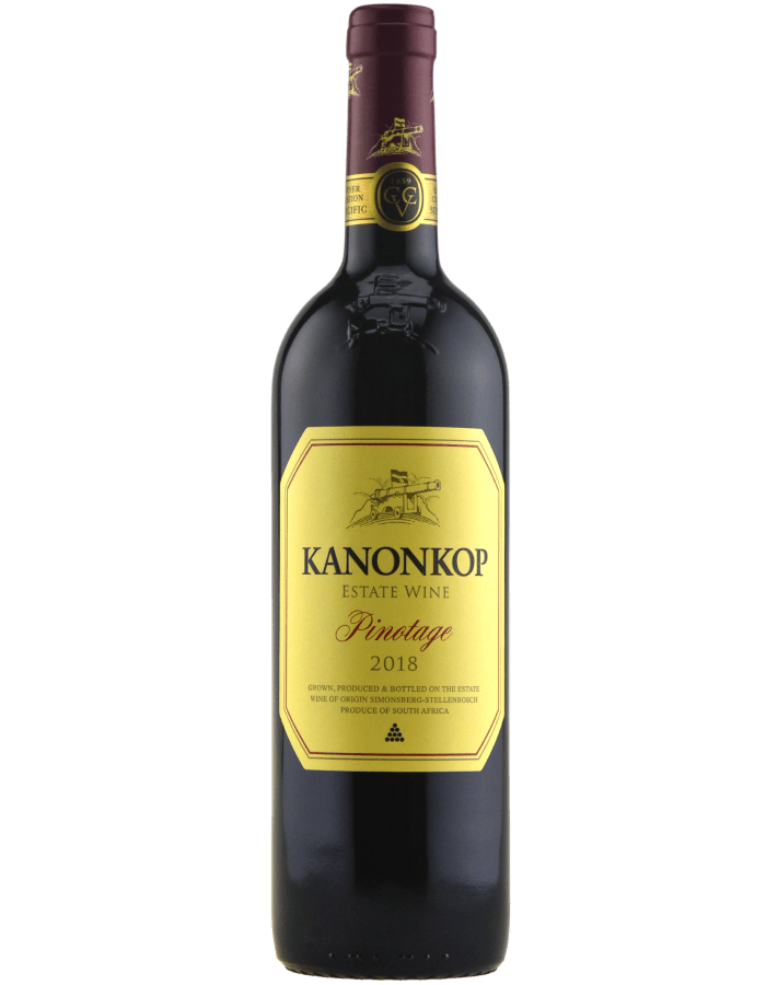 2018 Kanonkop Estate Pinotage