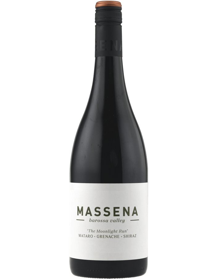 2018 Massena The Moonlight Run Mataro Grenache Shiraz