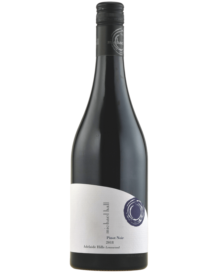 2018 Michael Hall Adelaide Hills Pinot Noir