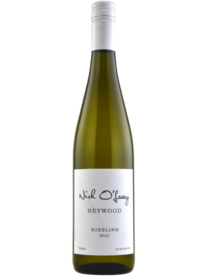 2018 Nick O'Leary Heywood Riesling