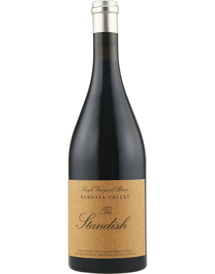 2018 Standish Wine Co The Standish Shiraz