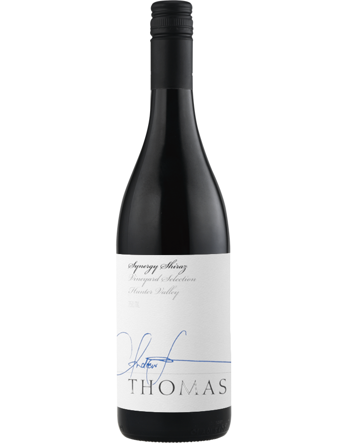 2018 Thomas Wines Synergy Shiraz