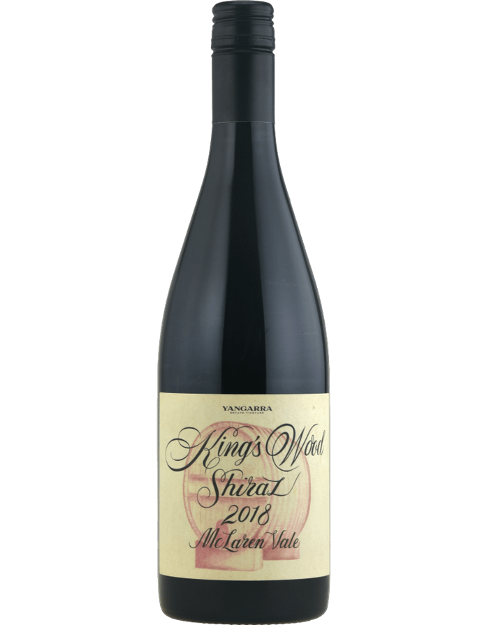 2018 Yangarra King's Wood Shiraz