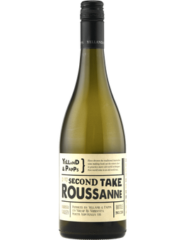 2018 Yelland & Papps Second Take Roussanne