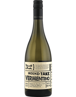 2018 Yelland & Papps Second Take Vermentino