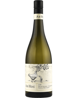 2018 Ad Hoc Hen and Chicken Chardonnay