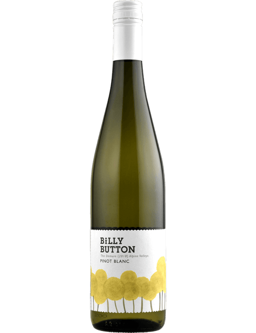 2018 Billy Button The Demure Pinot Blanc