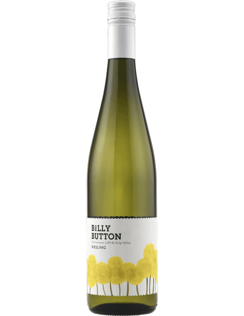 2018 Billy Button The Torment Riesling