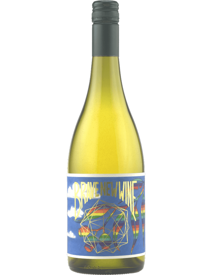 2018 Brave New Wine Dreamland Riesling Botanical