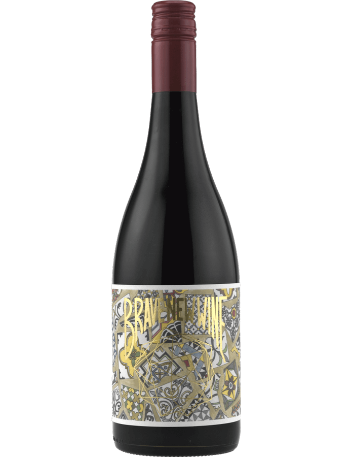 2018 Brave New Wine El Rojo Tempranillo Shiraz