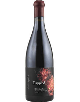 2018 Dappled Single Vineyard Les Bois Pinot Noir