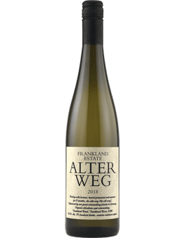 2018 Frankland Estate Alter Weg Riesling