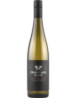 2018 Frankland Estate Isolation Ridge Riesling