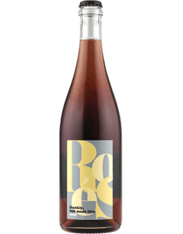 2018 Frankly This Wine Was Made By Bob Rosé