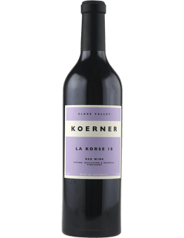 2018 Koerner La Korse Red Wine