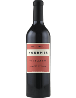 2018 Koerner The Clare Red Wine