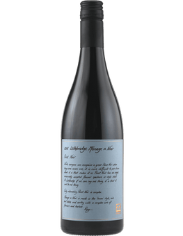 2018 Lethbridge Menage a Noir Pinot Noir