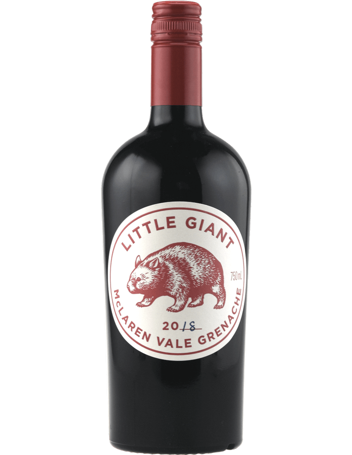 2018 Little Giant McLaren Vale Grenache