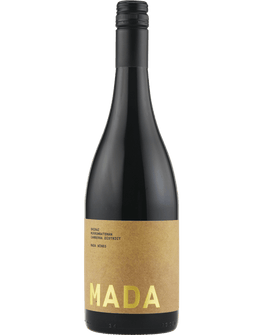 2018 Mada Wines Shiraz