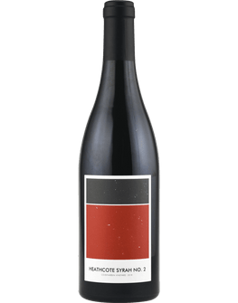 2018 Place Of Changing Winds Heathcote Syrah No 2