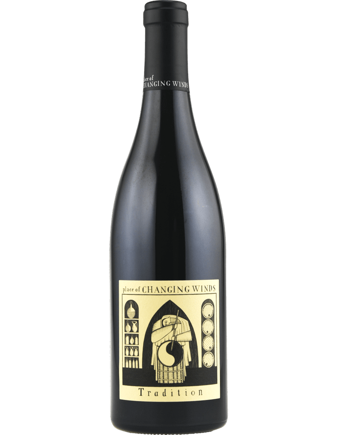 2018 Place of Changing Winds Tradition Pinot Noir Syrah