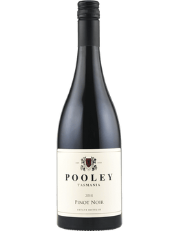 2018 Pooley Pinot Noir