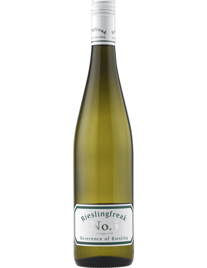2018 Rieslingfreak No.5 Clare Valley Off-Dry Riesling