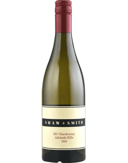 2018 Shaw + Smith M3 Chardonnay